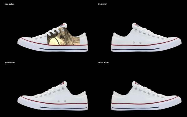 Schuh (Design: 4210 )Converse Low