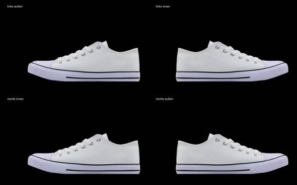 Schuh (Design: 3266 )Sneaker Low
