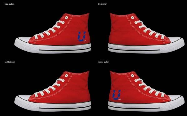 Schuh (Design: 5463 )Sneaker High