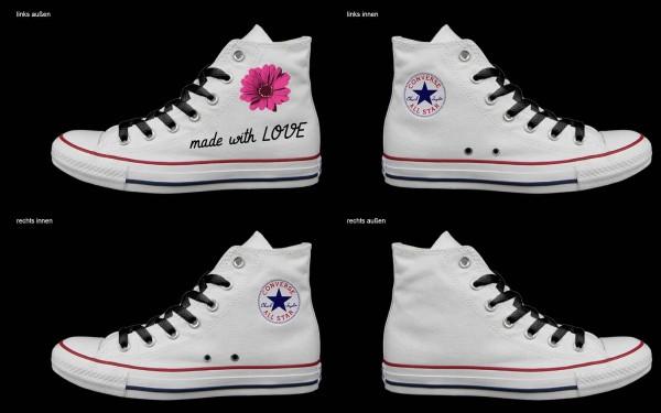 Schuh (Design: 7300 )Converse High