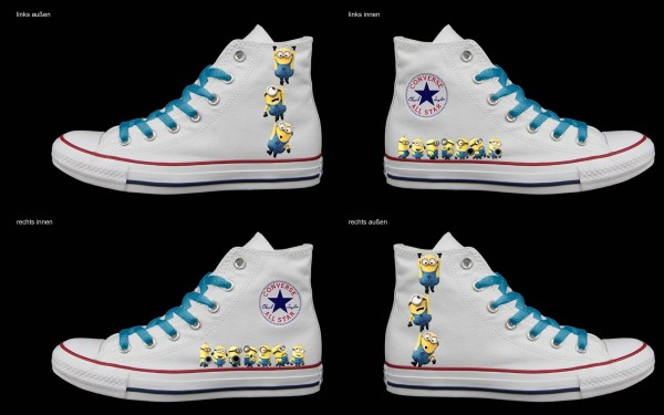 Schuh (Design: 7438 )Converse High