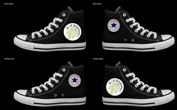 Schuh (Design: 7281 )Converse High