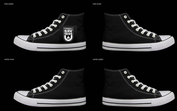 Schuh (Design: 4864 )Sneaker High