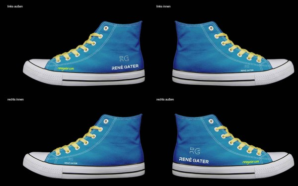 Schuh (Design: 4831 )Sneaker High