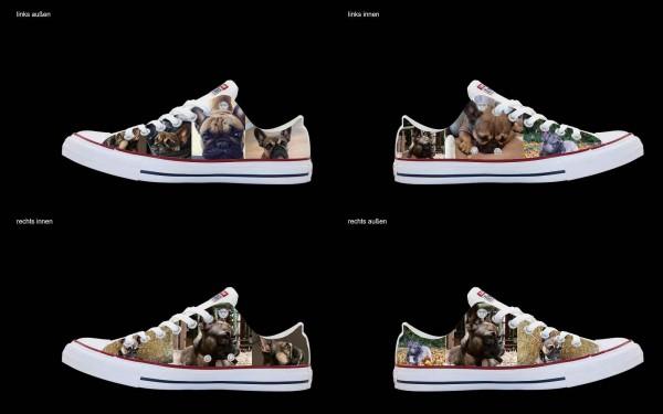 Schuh (Design: 7742 )Converse Low
