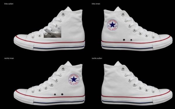 Schuh (Design: 4409 )Converse High