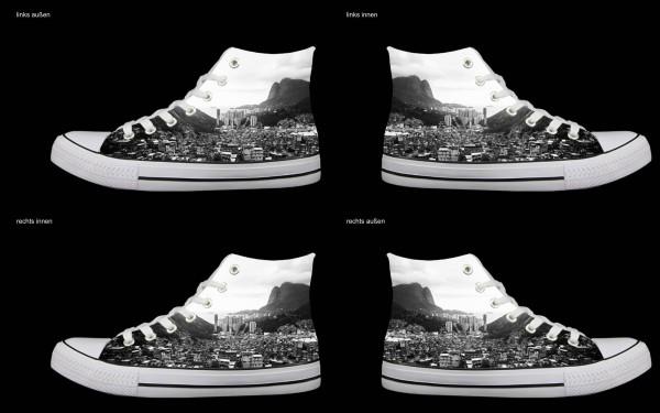 Schuh (Design: 7660 )Sneaker High
