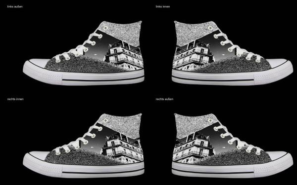 Schuh (Design: 7661 )Sneaker High