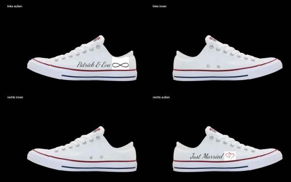 Schuh (Design: 7475 )Converse Low