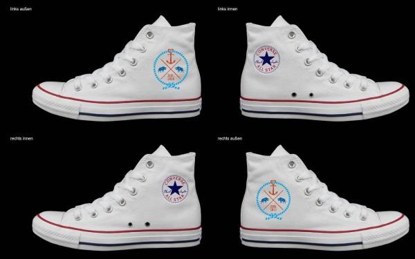 Schuh (Design: 7198 )Converse High