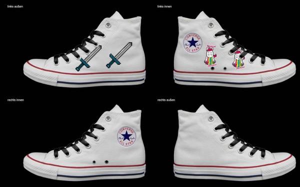 Schuh (Design: 7938 )Converse High
