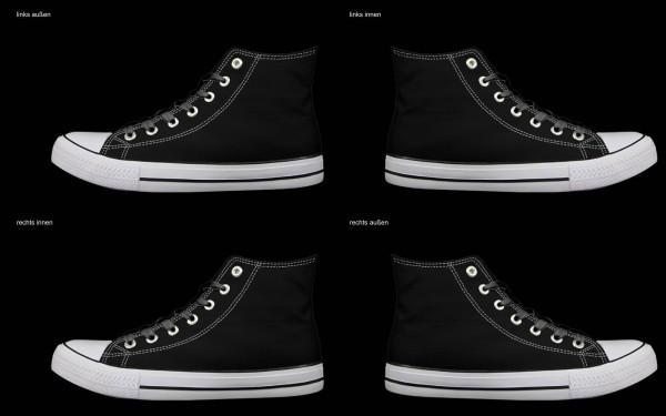 Schuh (Design: 4245 )Sneaker High