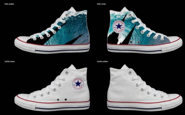Schuh (Design: 7154 )Converse High