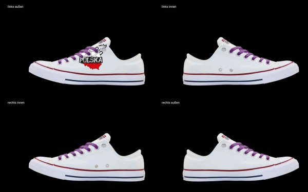 Schuh (Design: 4495 )Converse Low
