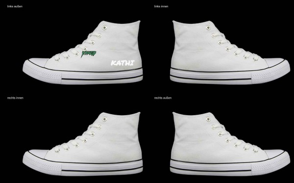 Schuh (Design: 7894 )Sneaker High