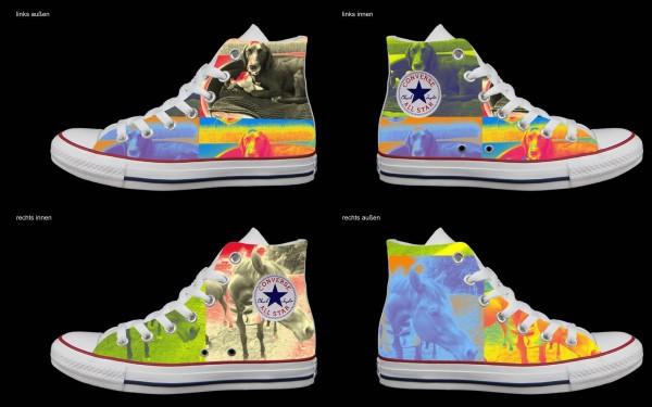 Schuh (Design: 4331 )Converse High