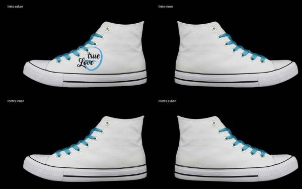 Schuh (Design: 7514 )Sneaker High