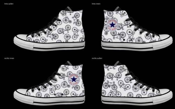Schuh (Design: 5113 )Converse High