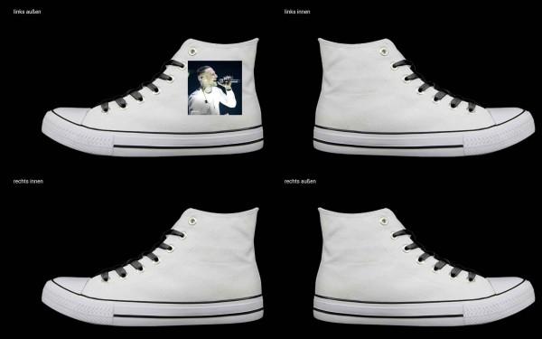 Schuh (Design: 7518 )Sneaker High