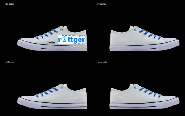 Schuh (Design: 7447 )Sneaker Low