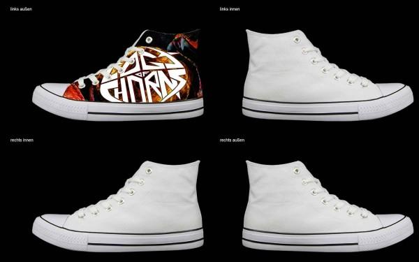 Schuh (Design: 4459 )Sneaker High