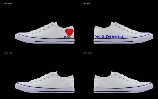 Schuh (Design: 7283 )Sneaker Low