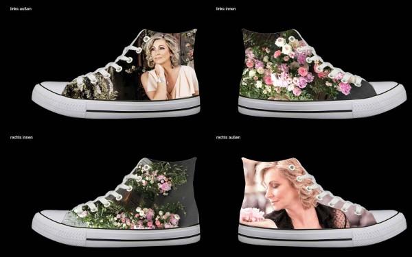 Schuh (Design: 3194 )Sneaker High