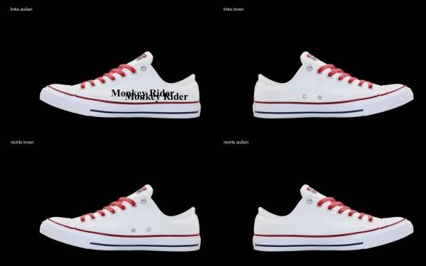 Schuh (Design: 7519 )Converse Low