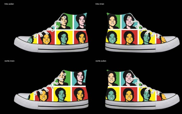 Schuh (Design: 7835 )Sneaker High