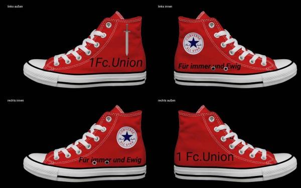 Schuh (Design: 5819 )Converse High