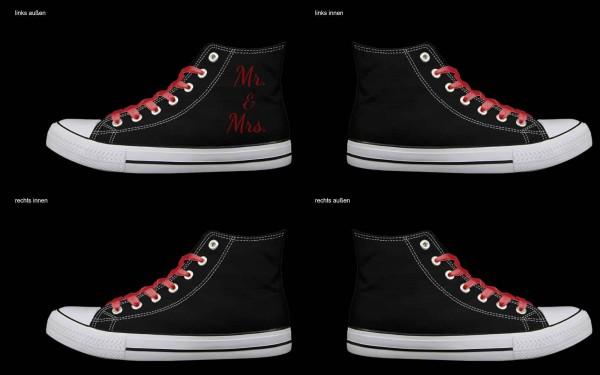 Schuh (Design: 4494 )Sneaker High
