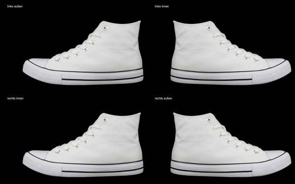 Schuh (Design: 7196 )Sneaker High
