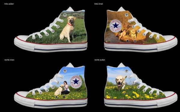 Schuh (Design: 7953 )Converse High