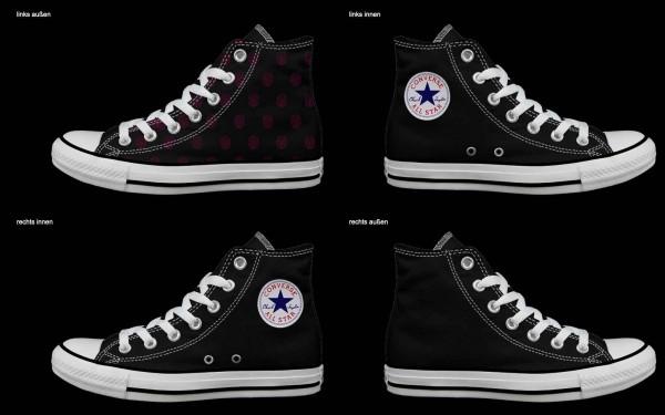 Schuh (Design: 7591 )Converse High
