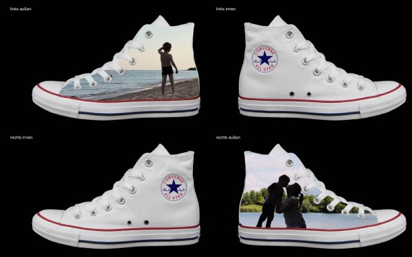Schuh (Design: 4483 )Converse High