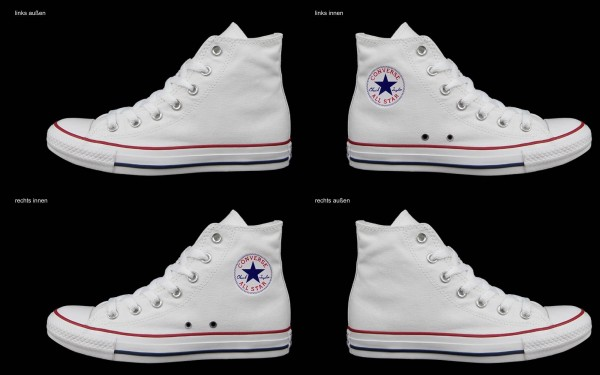 Schuh (Design: 4998 )Converse High