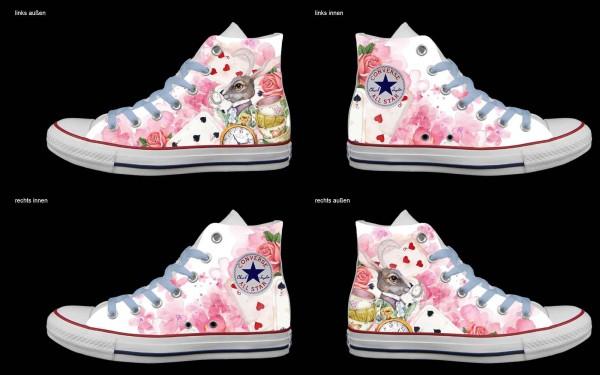 Schuh (Design: 4848 )Converse High