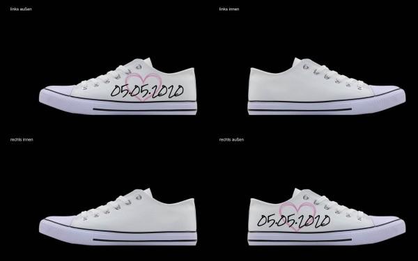 Schuh (Design: 7324 )Sneaker Low