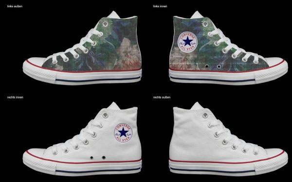 Schuh (Design: 4299 )Converse High