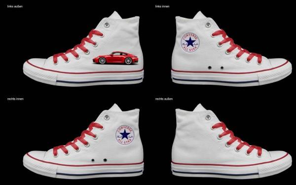 Schuh (Design: 7921 )Converse High