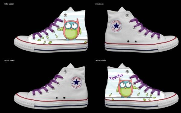 Schuh (Design: 4219 )Converse High