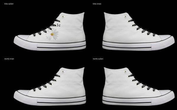 Schuh (Design: 7843 )Sneaker High