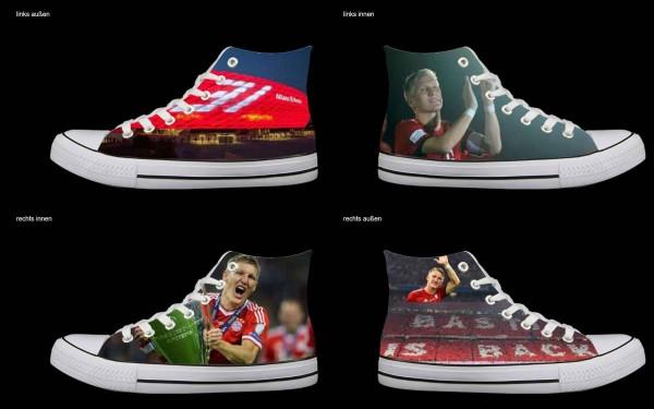 Schuh (Design: 7157 )Sneaker High