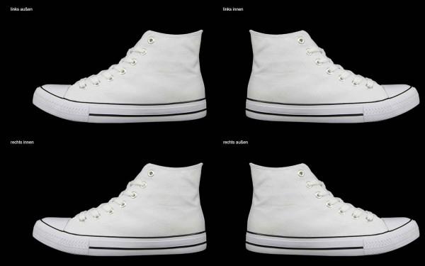 Schuh (Design: 6646 )Sneaker High