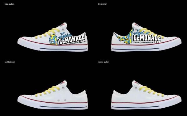 Schuh (Design: 7971 )Converse Low