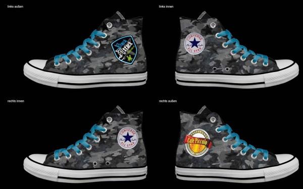 Schuh (Design: 6645 )Converse High