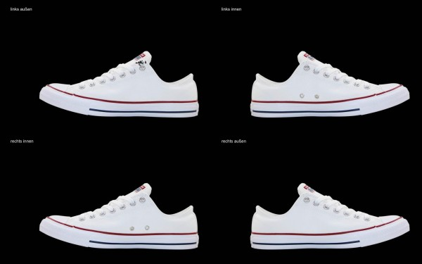 Schuh (Design: 5822 )Converse Low