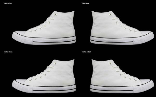 Schuh (Design: 8012 )Sneaker High
