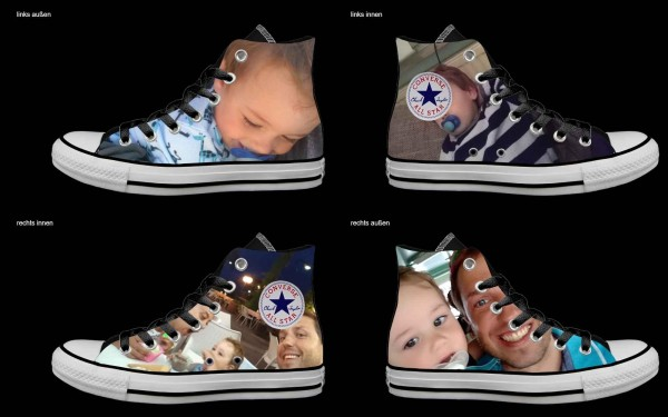 Schuh (Design: 4451 )Converse High