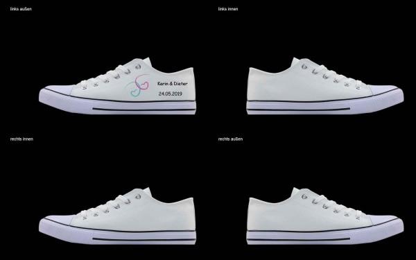 Schuh (Design: 5081 )Sneaker Low